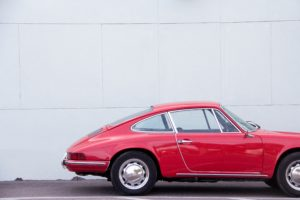 What Does A Little Red Sports Car Have To Do With Meditation?